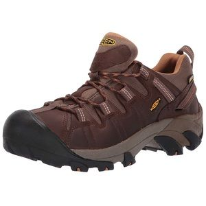 Keen Men's Targhee II Hiking Shoe Cascade Brown